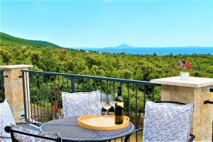 Villa Diminici - Aussicht