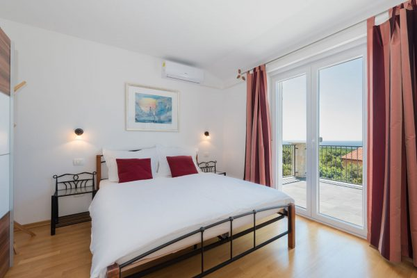 Villa Diminici - Schlafzimmer